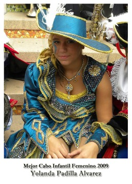 2009 Yolanda Padilla Alvarez