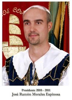 2010-2011 José Ramón Morales Espinosa