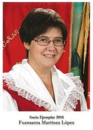 2010 Fuensanta Martínez López