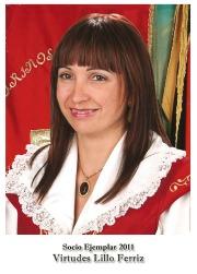 2011 Virtudes Lillo Ferriz