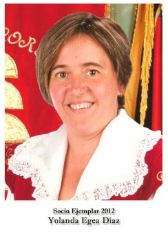 2012 Yolanda Egea Díaz