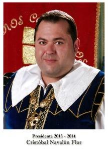 2013-2014 Cristobal Navalón Flor