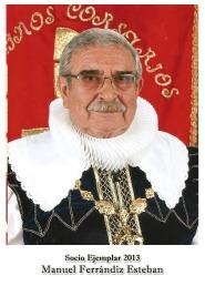 2013 Manuel Ferrandiz Esteban