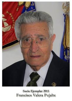 2015 Francisco Valera Pujalte