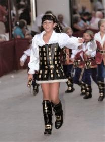 Carolina Ruano Abellan-Mejor Cabo Infantil-2010