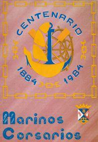 1984 - Libro Centenario - Portada
