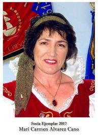 2017 Mari Carmen Alvarez Cano