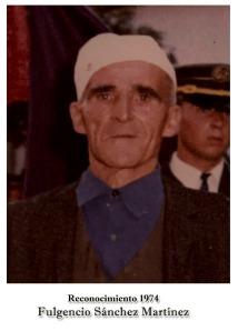 1974b Fulgencio Sánchez Martínez