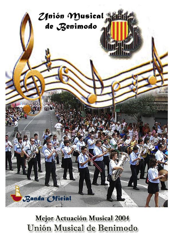 2004 Unión Musical de Benimodo