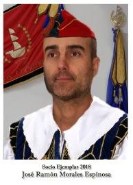 2018 José Ramón Morales Espinosa